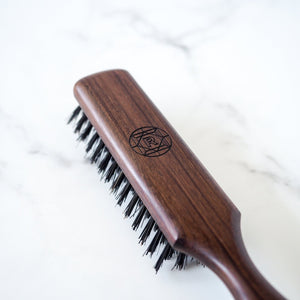 Beard and Hair Boar Bristle Brush
