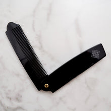 Folding Beard and Hair Comb