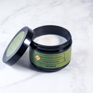 Traditional Tallow Shaving Soap