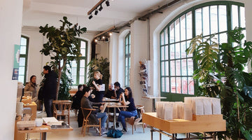Berlin in five cafes
