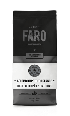 COLOMBIAN POTRERO GRANDE (1LB) Coffee