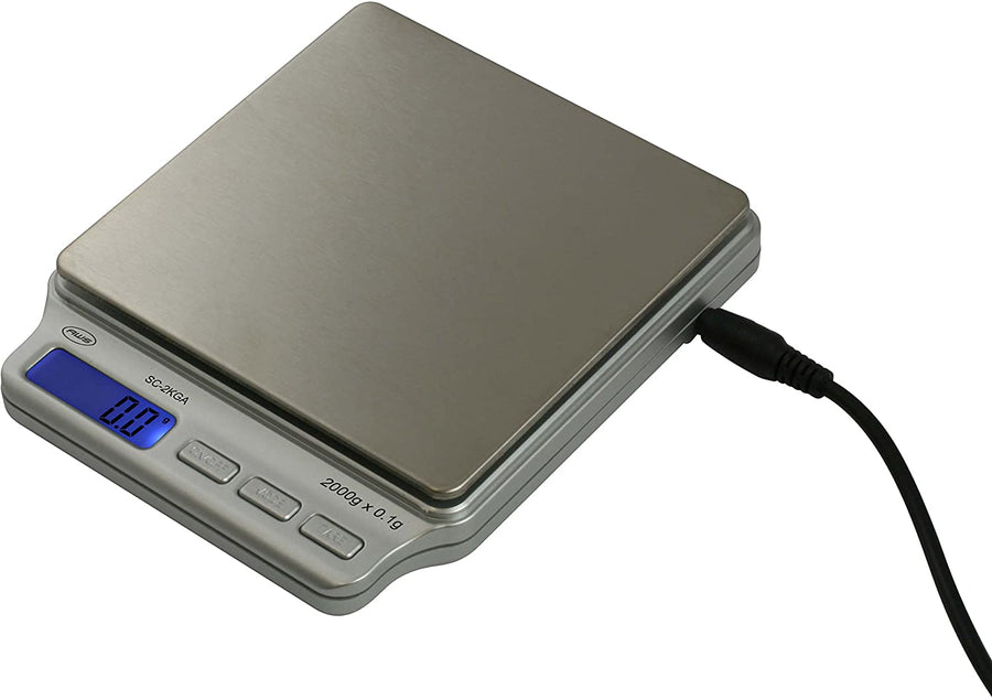 AMERICAN WEIGHT SCALE - 2KG Equipments