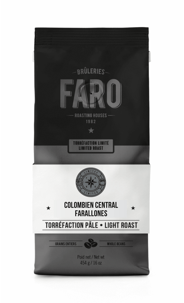 COLOMBIAN CENTRAL FARALLONES (1LB) Coffee
