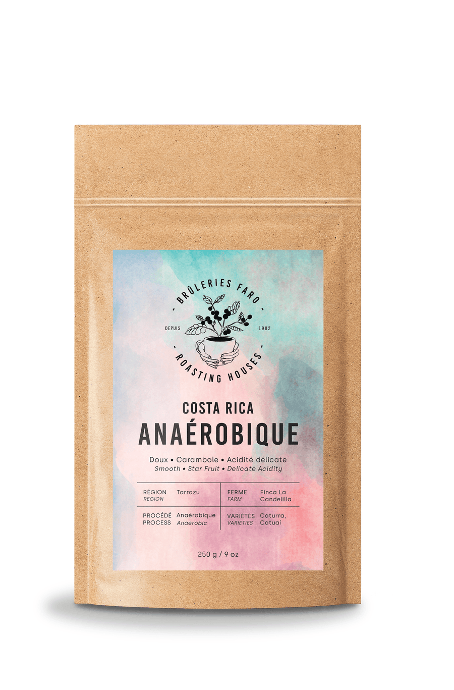 LIMITED EDITION COSTA RICA ANAEROBIC (250G) Coffee