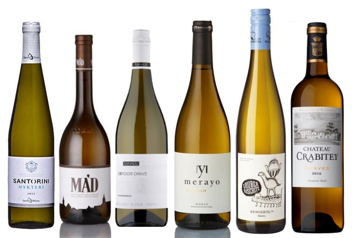 Alternatives to White Burgundy - Dry Whites you should try