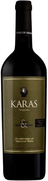 Karas, Areni and Khndoghni Limited Edition Blend, Armavir, Armenia 2018 - Borders Wines