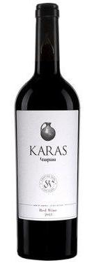 Karas, Red, Armavir, Armenia - Borders Wines
