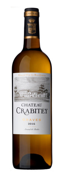 Château Crabitey Blanc, Graves, Bordeaux, France - Borders Wines