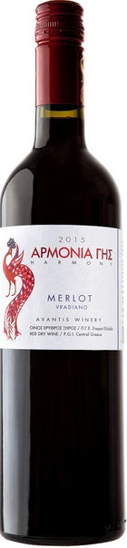 Avantis Estate Hamony Red, Evia, Greece - Borders Wines