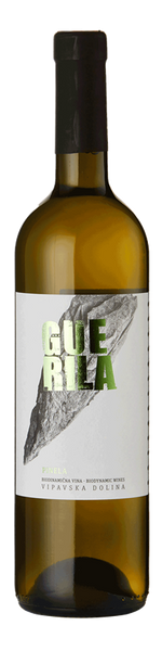 Guerila, Pinela, Vipava Valley, Slovenia 2018 - Borders Wines