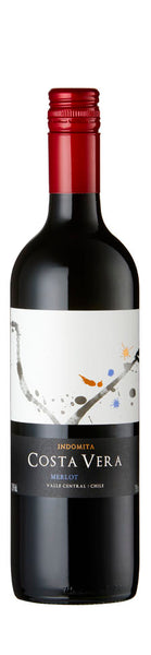 Indomita, Costa Vera Merlot, Central Valley, Chile - Borders Wines