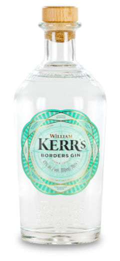 William Kerr's Borders Gin - Borders Wines