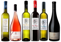 Discover - Avantis Estate of Greece (6 Bottle Mixed Case, red, white and rose)