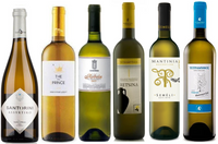 Discover - Greek White Wines (6 Bottle Mixed Case)