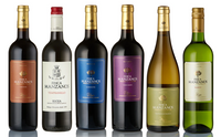 Discover - Riojas from Bodegas Manzanos (6 Bottle Mixed Case, red and white) - Borders Wines
