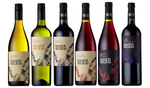Discover - Manos Negras Wines of Argentina (6 Bottle Mixed Case, red and white and)