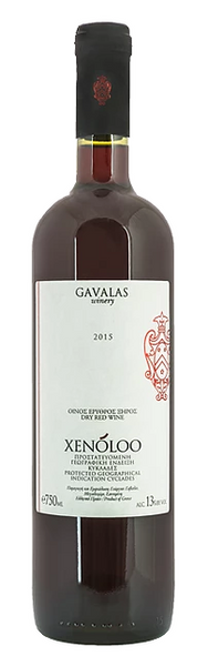 Gavalas Xenoloo, PGI Cyclades, Santorini, Greece 2017 - Borders Wines