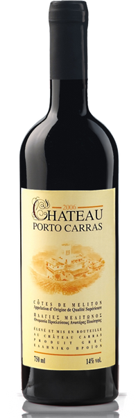 Porto Carras, Chateau Porto Carras, PDO Slopes of Meliton, Greece - Borders Wines