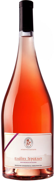 Avantis Estate Falcon's Hill Rose, Evia, Greece - Borders Wines