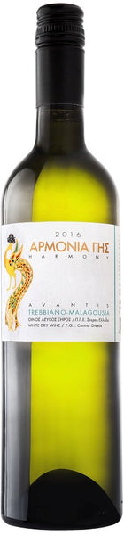 Avantis Estate Harmony White, Evia, Greece - Borders Wines