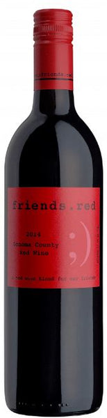 Pedroncelli Friends Red, Sonoma County, USA - Borders Wines