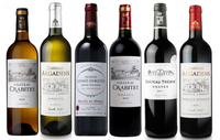Discover - Bordeaux (6 Bottle Mixed Case, Red and White)