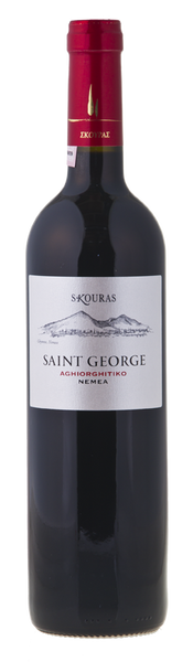 Skouras St George, PDO Nemea, Peleponnese, Greece - Borders Wines