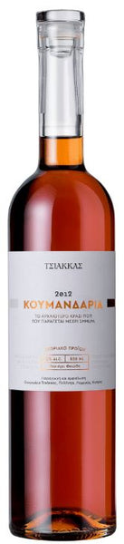 Tsiakkas Commandaria, Cyprus - Borders Wines