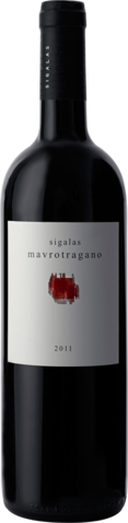 Domaine Sigalas Mavrotragano, PGI Cyclades, Santorini, Greece 2018 - Borders Wines
