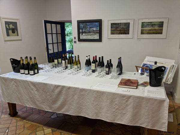 Event – Wine Tasting at Melrose Corn Exchange, 2nd November 7-9PM - Bonheur Wines