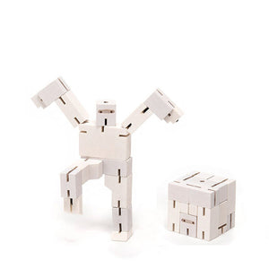 Areaware Cubebot White – Micro