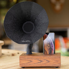 Acoustibox Acoustic Smartphone Amplifier – Dark Ochre