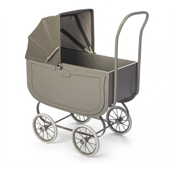 By Astrup Doll Pram - Vintage Grey