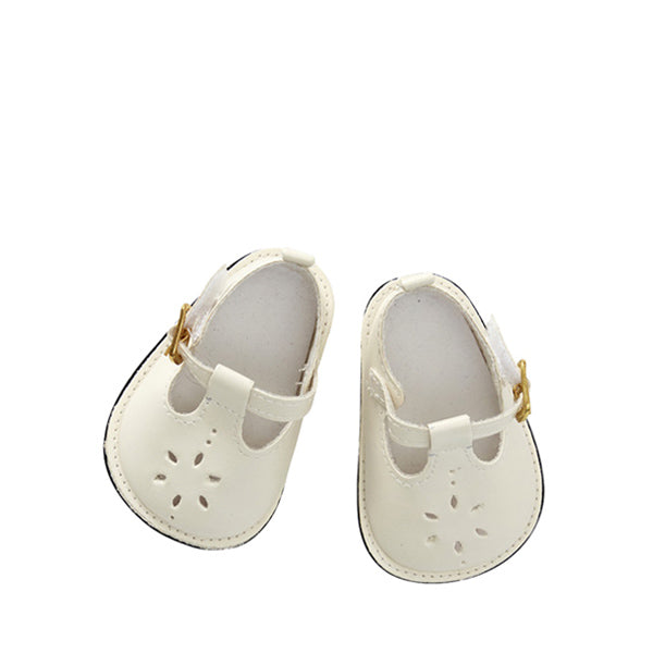 By Astrup Doll Shoes - Cream