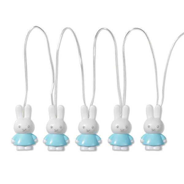 Miffy String Light – Blue