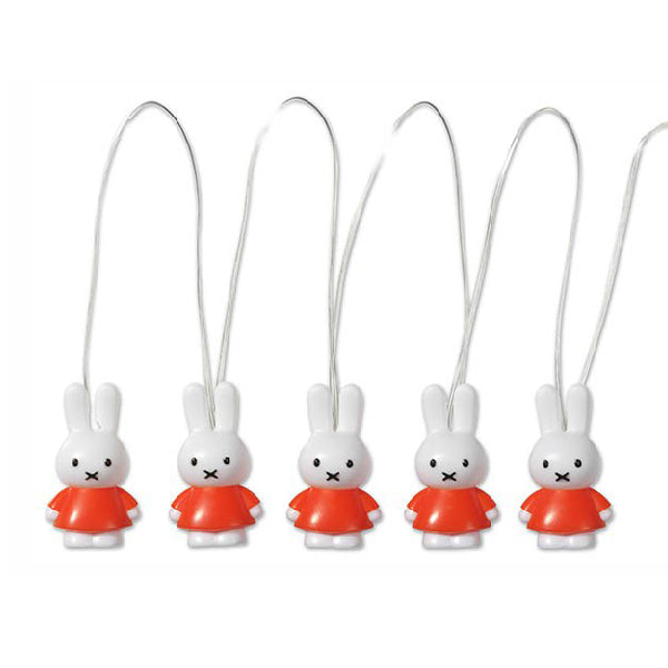 Miffy String Light – Red