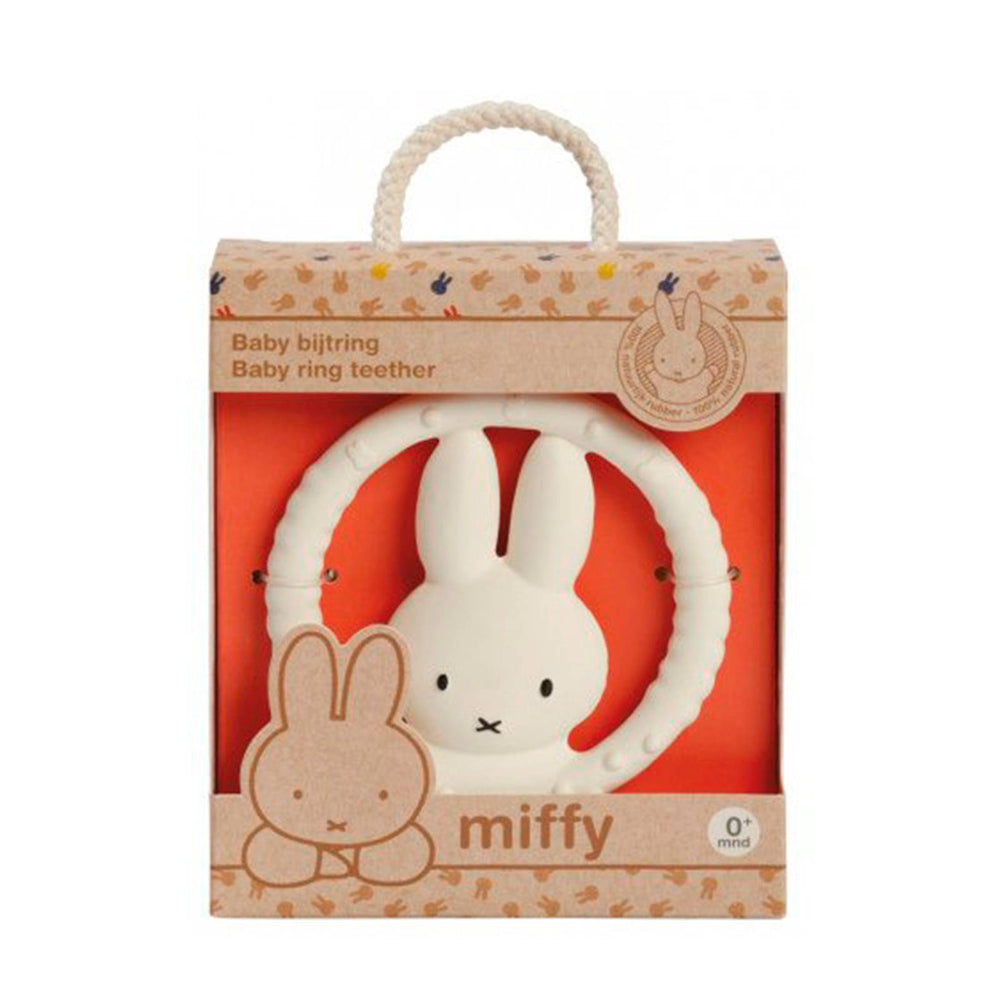 Miffy Baby Ring Teether
