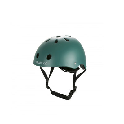 Banwood classic toddler helmet green