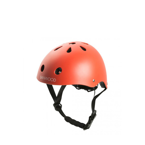 Banwood classic toddler helmet red