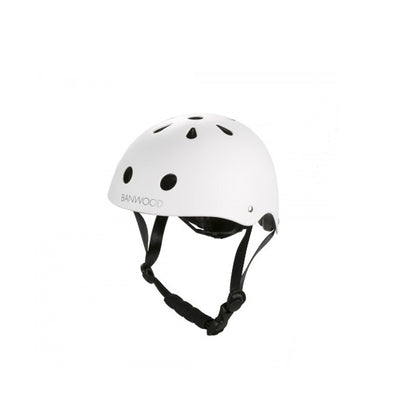 Banwood classic toddler helmet white
