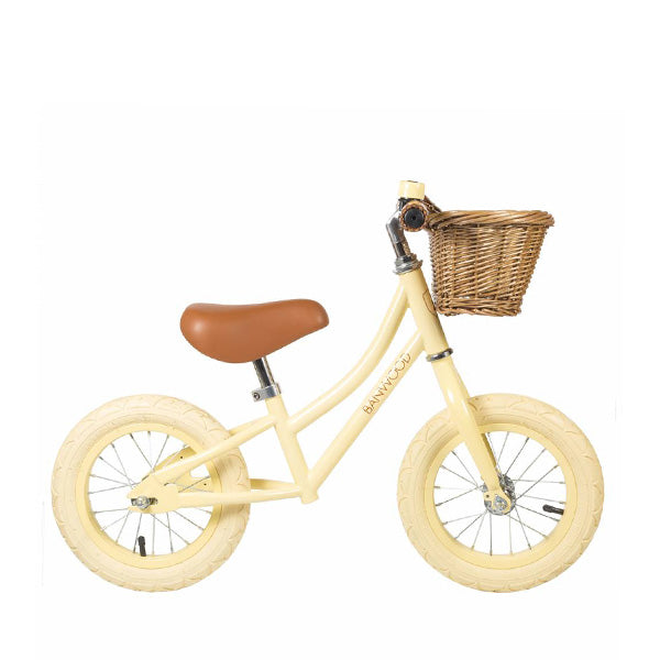 Banwood first go children's balance bike vanilla