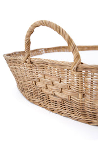Bermbach Handcrafted Changing Basket - LUKA