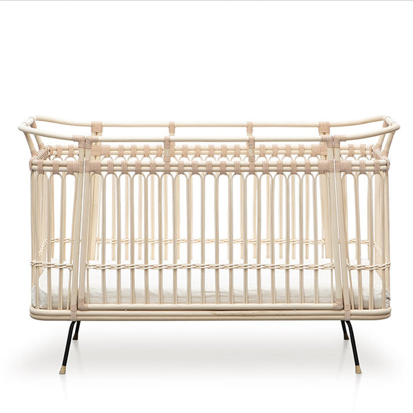 Bermbach Handcrafted Cot - PAUL