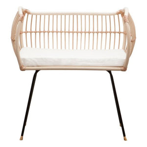 Bermbach Handcrafted Bedside Crib - Martha
