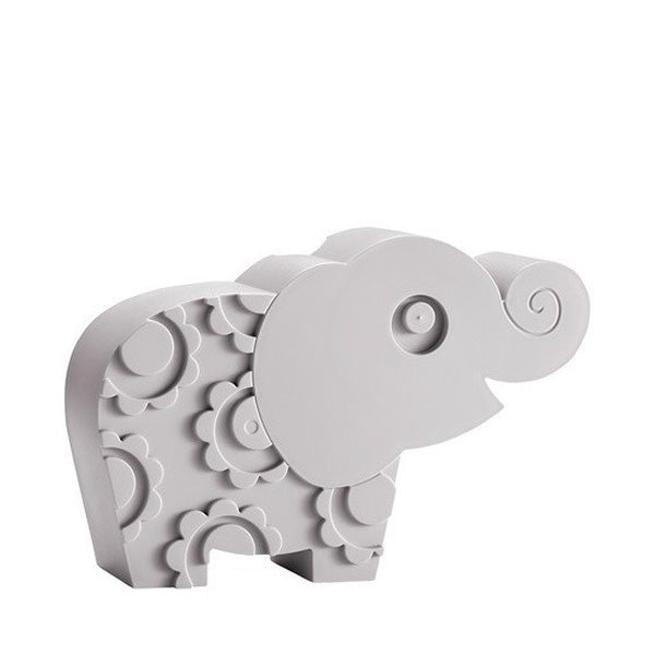 Blafre Lunch Box Elephant – Grey
