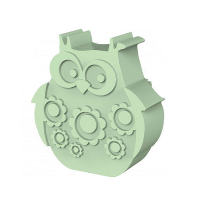 Blafre Lunch Box Owl - Light Green