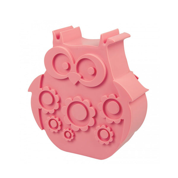 Blafre Lunch Box Owl - Pink