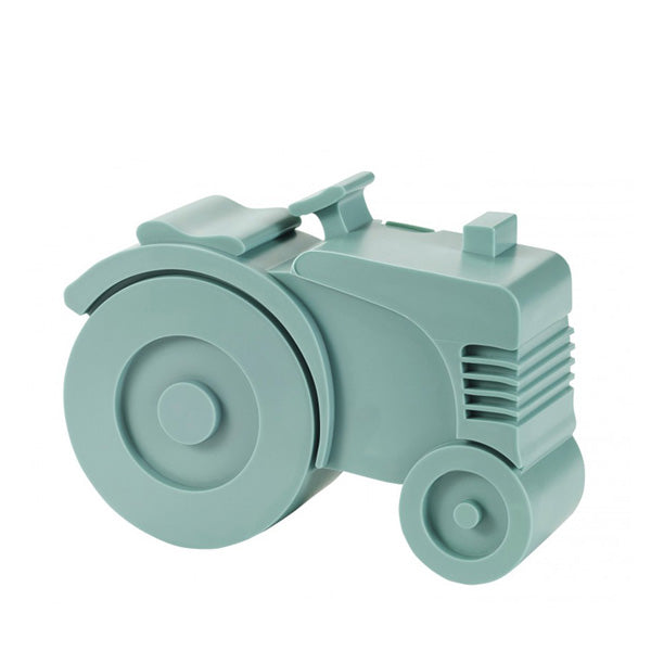 Blafre Lunch Box Tractor - Blue