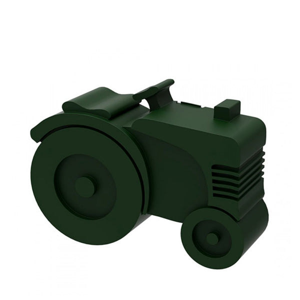 Blafre Lunch Box Tractor - Dark Green