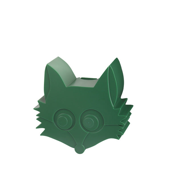 Blafre Snack Box Fox - Dark Green